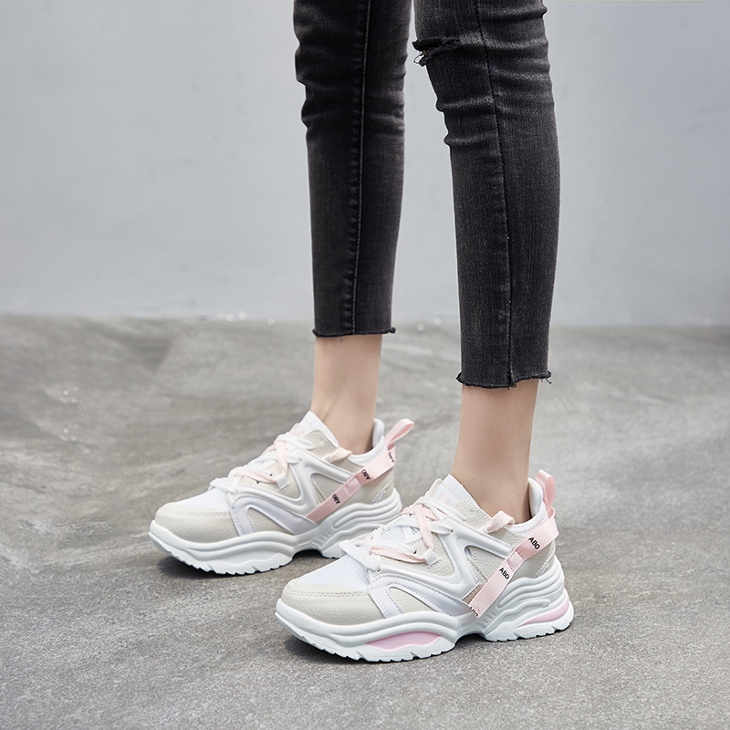 Explosion Models ins Trend Comfortable Outdoor Casual Shoes Four Seasons Women's Shoes|Skateboarding| |  - title=