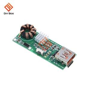 Image 3 - QC4.0 QC3.0 PD szybkie ładowanie USB pokładzie 3.7V do 5V 9V 4.5A 18W zwiększyć powerbank do telefonu moduł ładowarki