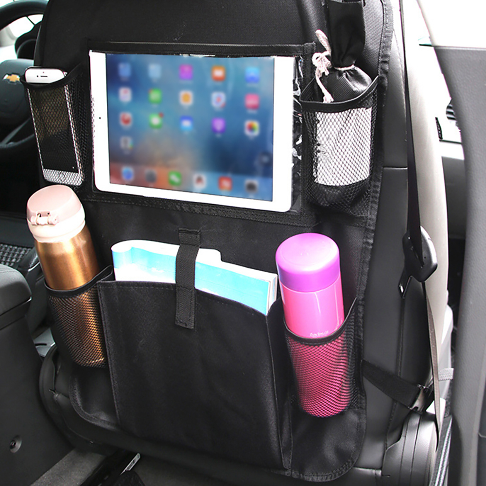 Front Seat... Car Organiser-Durable Oxford Seat Organiser for Kids