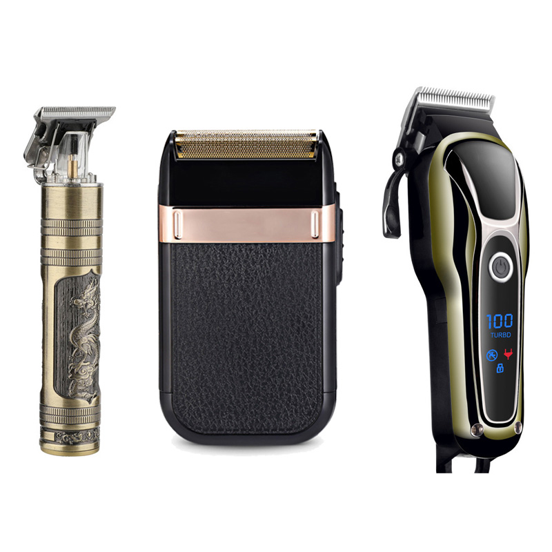 Clipper Barber USB Trimmer for Men Hair Clipper Beard Electric Razor Shaver Machine Short Hair Clipper Cut Professional Haircut