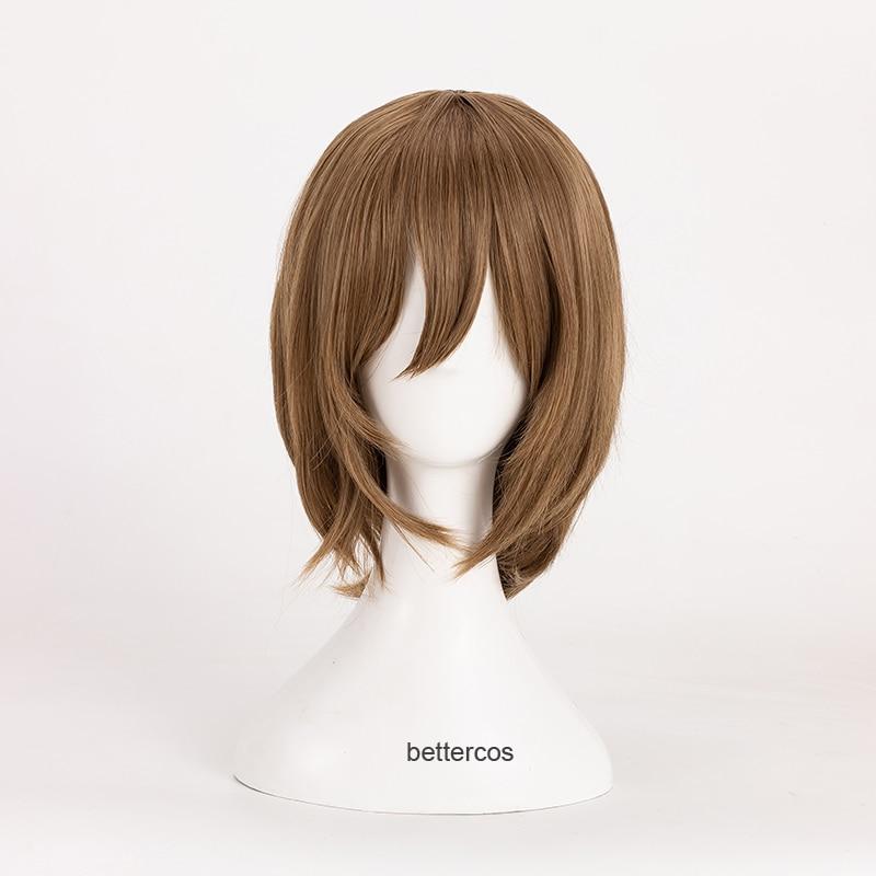 Persona 5 THE ROYAL P5R Kasumi Yoshizawa Cosplay Wig hair CAP+Track
