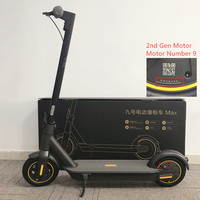 2020 New Original Ninebot Max G30 Kickscooter Foldable Smart Electric Scooter 10\