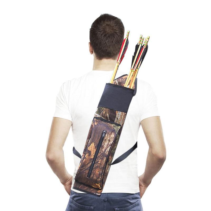 Oxford Cloth Back Arrow Quiver 4