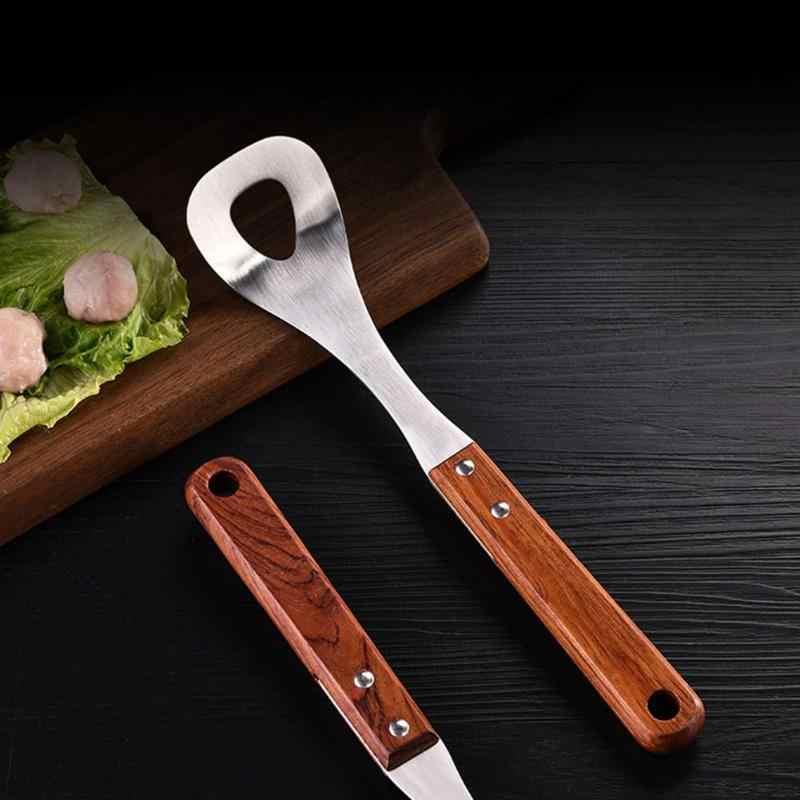 Machine à viande manuelle créative | Antiadhésive en acier inoxydable, moule en boule de viande, cuillère Machine de cuisson, Gadget de cuisine, outils pour la viande