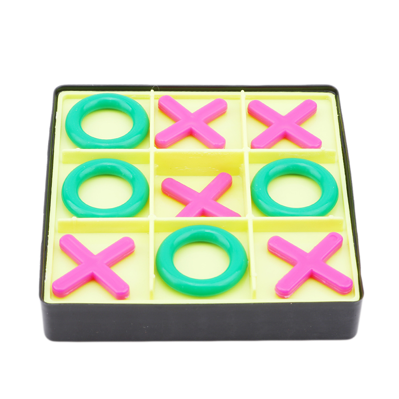 O X Shape Birthday Party Favors Gift Toys Bags Filler Loot Gag Kids Brain Education School Prize Game Pocket Puzzle Game