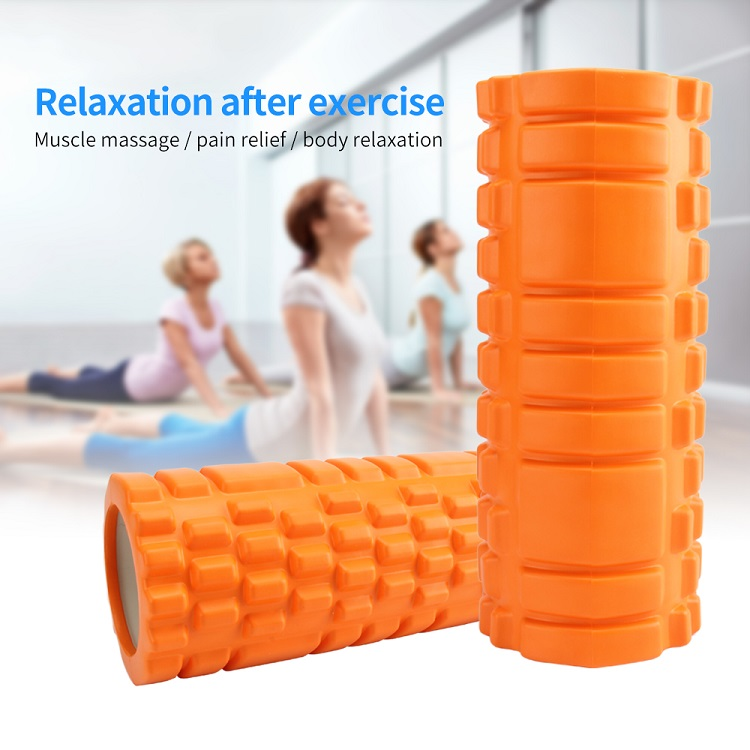 Hot Selling 13 Inch High Density Deep Tissue Foam Roller For Trigger Point Release On Muscles