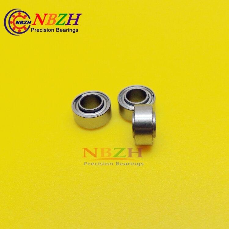 Стоматологические наконечники специальные дюймовые подшипники SRW144ZZ SR144ZZEE 3,175*6,35*2,779*3,571 мм высокого качества подшипник из нержавеющей стали
