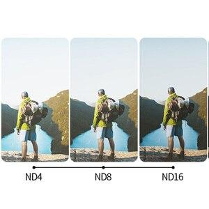 Image 3 - Telesin 4 Gói Fiter Bộ ND Bảo Vệ Ống Kính (ND4 8 16) + Kính Lọc CPL Cho Gopro Hero 5 6 Và 7 Đen Anh Hùng 7 Camera Accessoreis