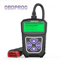 OBDPROG MT100 OBD2 Scanner Lesen Datenstrom Klar Code Leser Scan Werkzeuge Motor EPC Überprüfen Diagnose Auto Mehrere Sprache