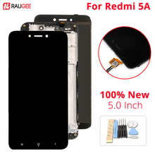 For Xiaomi Redmi 5A LCD Display Touch Screen Test Good Digitizer Assembly Replacement for Xiaomi Redmi 5A Global Version Hacrin
