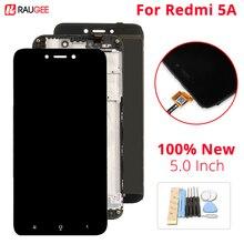 Xiaomi Redmi için 5A dokunmatik LCD ekran ekran Test iyi sayısallaştırıcı meclisi değiştirme Xiaomi Redmi 5A küresel sürüm Hacrin