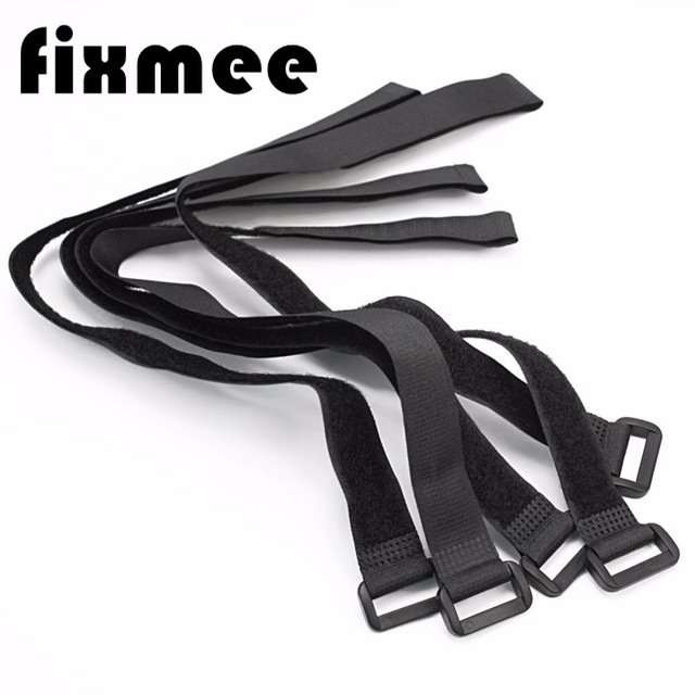 20 Pcs Backpack Straps Cable Ties Fastener Tape Belt Organize Rope Wrap Belt