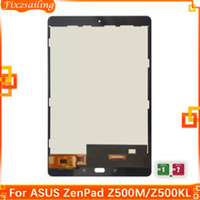 High Quality LCD For Asus Zenpad 3S 10 Z500M Screen P027 Z500KL P001 Z500 LCD Display Touch Screen Digitizer Assembly 100% Testd