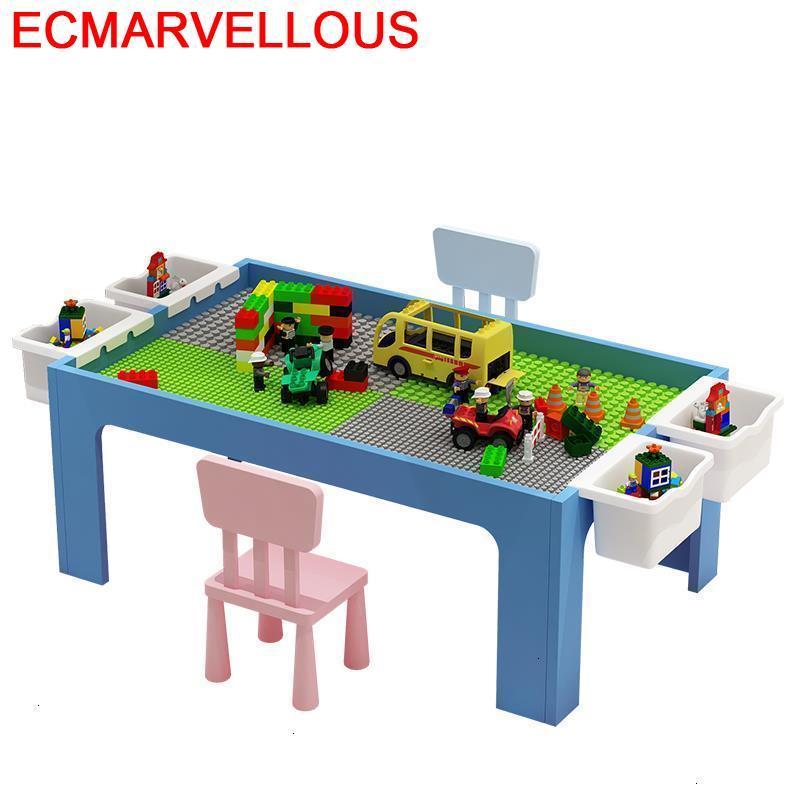 Kindertisch Desk Baby Pupitre Chair And Mesa Y Silla Infantil Game Kindergarten Study For Kids Bureau Enfant Children Table