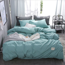 Bed Sheet With Pillowcase Mattress Covers Sets Brief  Fitted Elastic Linen Polyester Queen Size