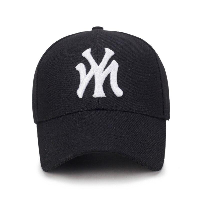 Berretto da Baseball per Sport all'aria aperta primavera ed estate lettere di moda ricamato regolabile uomo donna berretti moda cappello Hip Hop TG0002 2