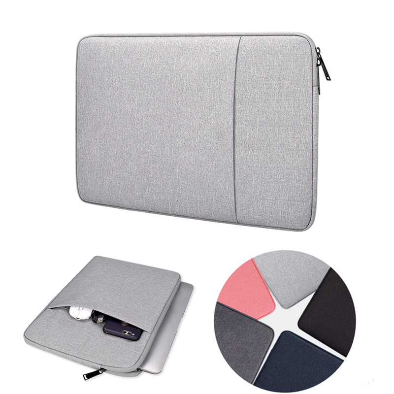Laptop Bag Case Sleeve for Dell XPS 13 15(9360 9370 9550 9560 9570) For MacBook Pro Retina Air 11 12 13 14 15 Inch Pouch Bags image