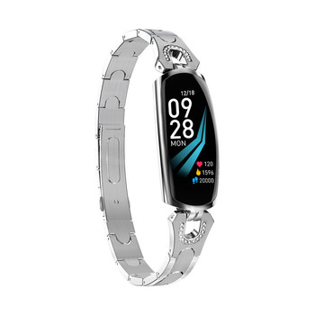 New AK16 smart bracelet Women Heart Rate Monitor blood pressure electronic health Band pedometer fitness tracker bracelet