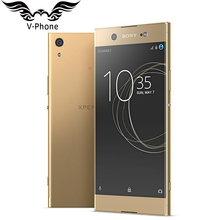 New Original Global Sony Xperia XA1 Ultra  G3221 Mobile Phone 4GB RAM 32GB ROM 6