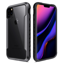 for iPhone 11 Pro Case Defense Shield Series Military Grade Drop Tested, Anodized Aluminum TPU Polycarbonate Protective Case