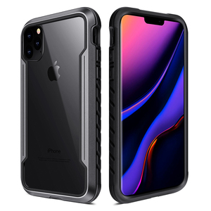 Image 1 - for iPhone 11 Pro Case Defense Shield Series Military Grade Drop Tested, Anodized Aluminum TPU Polycarbonate Protective Case