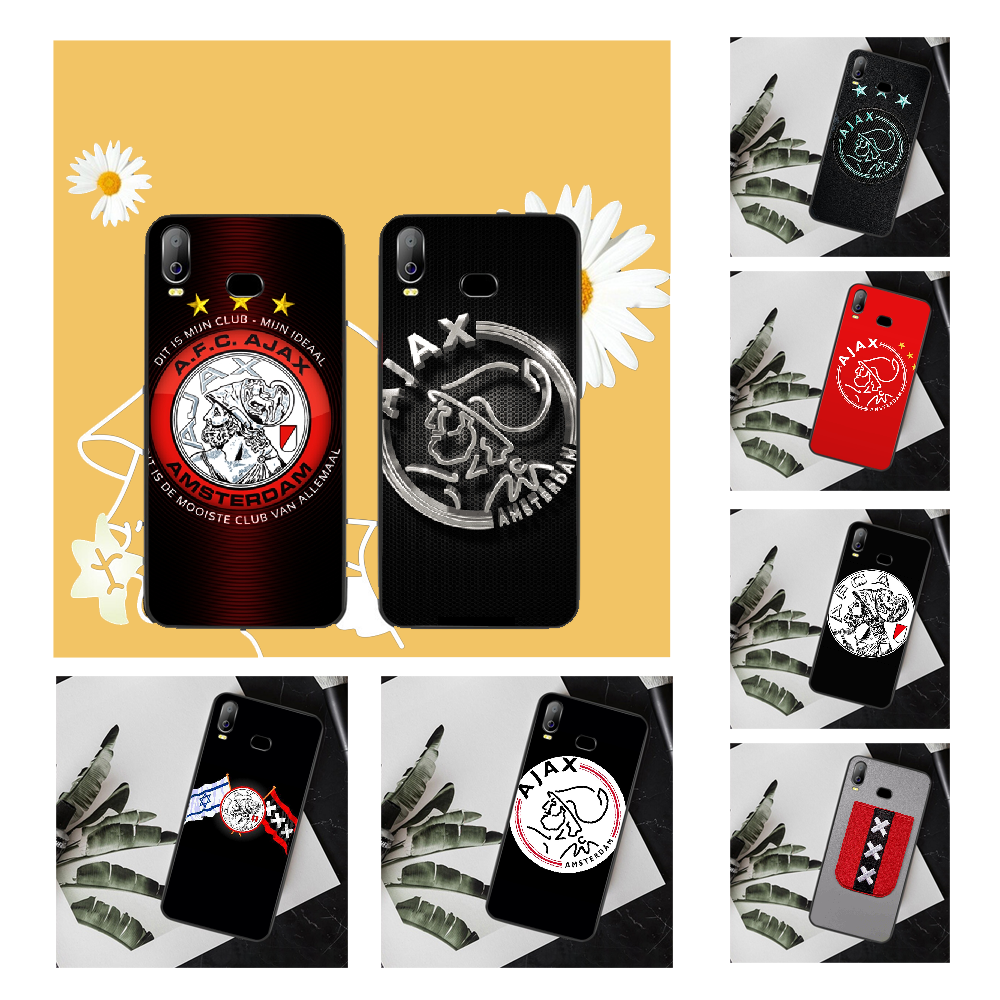 NBDRUICAI Ajax Coque Shell Phone Case For Samsung A10 A20 A30 A40 A50 A70 A71 A51 A6 A8 2018