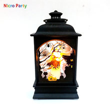 Nicro 6 Warna Halloween Transparan LED Angin Lampu Bar Dekorasi Rumah Perlengkapan Acara Pesta # Oth212(China)