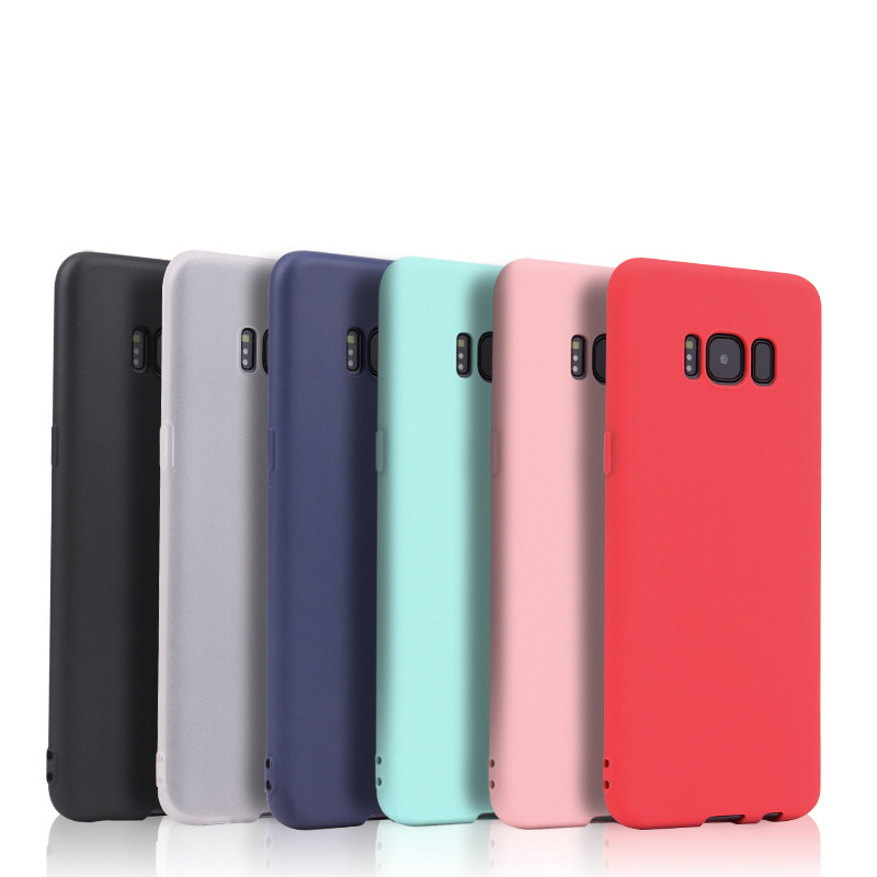 Candy Color For <font><b>Samsung</b></font> Galaxy <font><b>J2</b></font> J7 Prime J7 Pro Case Silicon Cover TPU Soft For <font><b>Samsung</b></font> A10 A20 A30 A50 A 10 20 30 <font><b>2019</b></font> Cover image