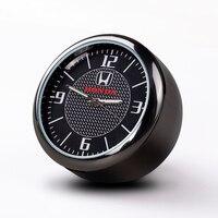 Car clock styling decoration car clock car electronic time clock accessories free shipping  For Honda Civic Accord Binzhi