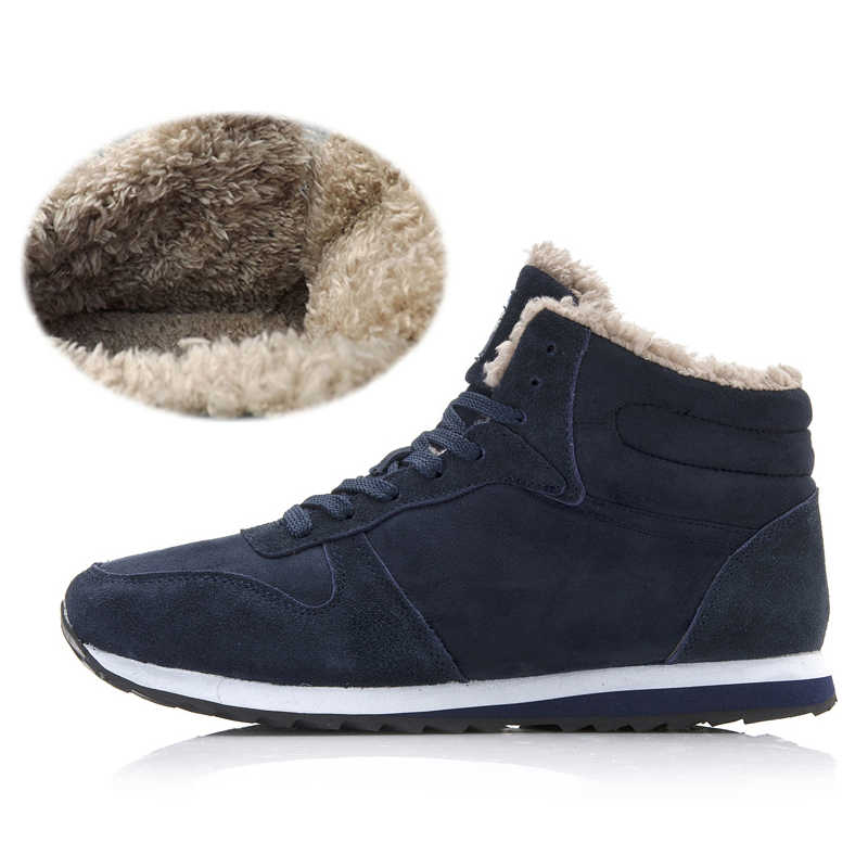 Yeni kar botları bayan botları kadın kış ayakkabılar sıcak kürk yarım çizmeler kadın bayan botları kış ayakkabı kadın patik artı boyutu 43