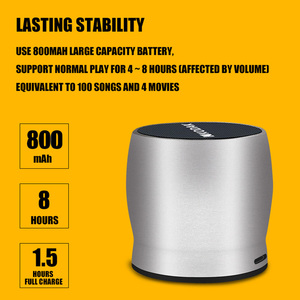 Image 3 - Kodak Bluetooth Speakers Y500 portable speaker Metal Home Wireless Subwoofer altavoz bluetooth Speaker for the computer