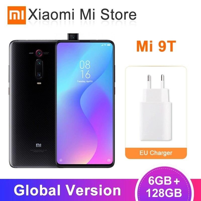 Versão Global Xiao mi mi 9T (Red mi K20) GB 128GB Snapdragon 730 48MP + 20MP 6 4000mAh 6.39