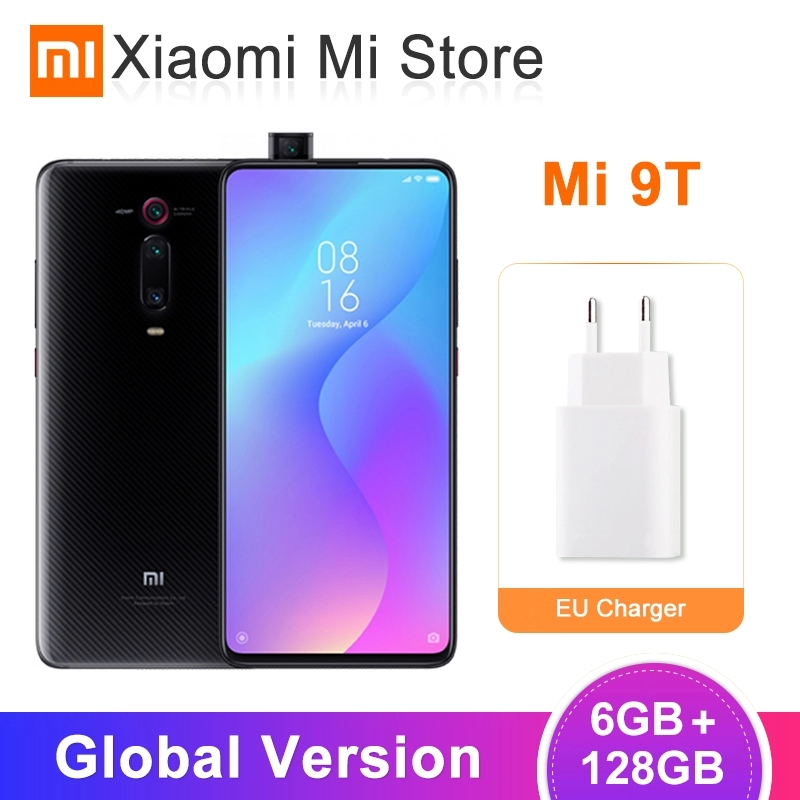 Version mondiale Xiao mi mi 9T (rouge mi K20) 6GB 128GB Snapdragon 730 48MP + 20MP 4000mAh 6.39