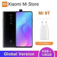 "Version mondiale Xiao mi mi 9T (rouge mi K20) 6GB 128GB Snapdragon 730 48MP + 20MP 4000mAh 6.39 ""Smartphone NFC"
