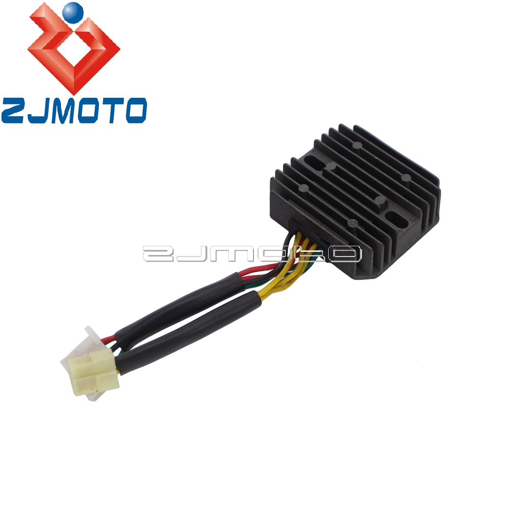 Motorcycle 31600-415-008 Regulator Rectifier For Honda CH 125 150 <font><b>NSR</b></font> <font><b>250</b></font> 400 CMX <font><b>250</b></font> 450 CM200T CM400 CM450 XL R 600 Regulator image