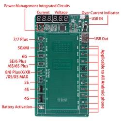Быстрая зарядка, безопасная плата для активации аккумулятора, пластина для инструмента, Прочный USB тестовый аксессуар, профессиональные ак...