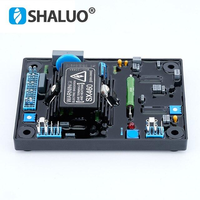 SX460 AVR Stamford Generator Automatic Voltage Regulator diesel alternator Voltage stabilizer Electric generator Power Parts 4