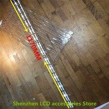 """36 sztuk podświetlenie LED strip 14 dla tej lampy Samsung 58 """"telewizor z dostępem do kanałów UA58H5288 2014SVS58 LM41 00091F LM41 00091G UE58J5200 BN96 32771A BN96 32772A"""