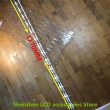 """36PCS LED תאורה אחורית רצועת 14 מנורת עבור Samsung 58 """"טלוויזיה UA58H5288 2014SVS58 LM41 00091F LM41 00091G UE58J5200 BN96 32771A BN96 32772A"""