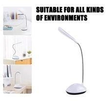 2020 novos Itens Domésticos Led Desk Lamp 360 Graus de Giro Livro Luzes de Leitura Proteção para Os Olhos Lâmpadas de Mesa Товары Для Дома