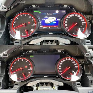 Image 4 - High profile Large screen LCD Dashboard Display Car Instrument Sports for Toyota Camry 2018/2019 Xv70 Tire Pressure Monitoring