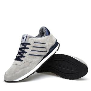 Image 4 - Valstone Mannen Lente Sneakers Echt Lederen Zomer Mocassin Waterdichte Rubberen Antislip Schoenen Comfortabele Lopen Schoenen Grijs Blauw
