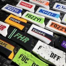 New Personality Letters Harajuku Funny Socks Women Sports Creative English Korean Stockings hip hop Sock Skateboard Streetwear