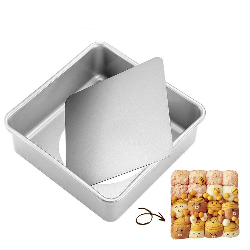 8//9//10/'/' Round Aluminum Alloy Non Stick Pizza Baking Pan Oven Pancake Tray TO