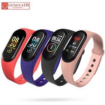 M4 Smart Band Heart Rate Blood Pressure Monitor Fitness Bracelet Smart Bracelet Smartband Sport Activity Tracker Wristband
