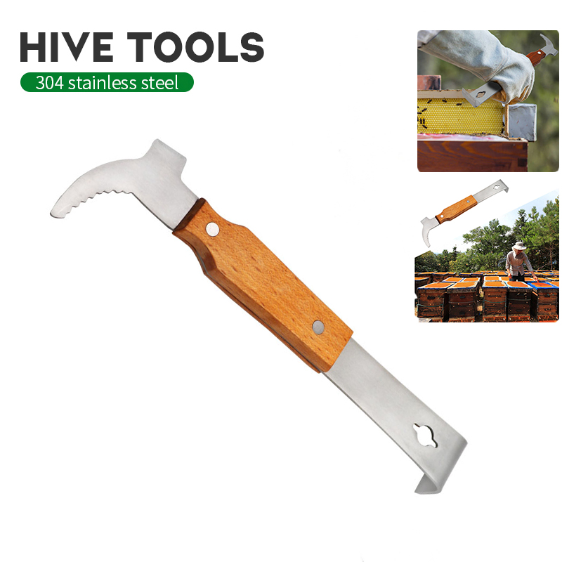 1 Pc Bee Take Honey Tools Bee Tools Cut Honey Knife Beekeeping Necessary Hive Bee Equipment Scraper Wholesale Free Shipping
