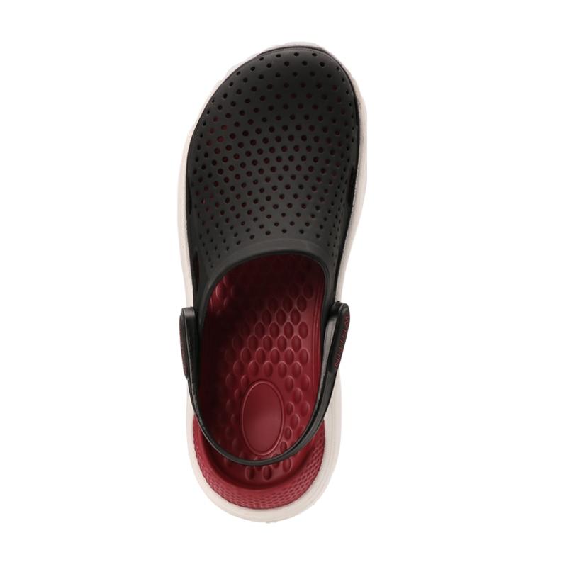 Women Mens Summer Water Shoes Light Breathable Casual Slippers Swimming Walking Beach Anti-slip Flip Flops Soft Sandals