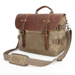 Image 2 - Toile étanche DSLR sans miroir sac photo voyage en plein air randonnée photographie sacs à bandoulière étui pour Canon Nikon Sony Panasonic
