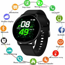 GEJIAN Smart Watch New X9 Color Screen Bluetooth Heart Rate Blood Pressure Monitoring Waterproof Step Counter Sports smartwatch(China)