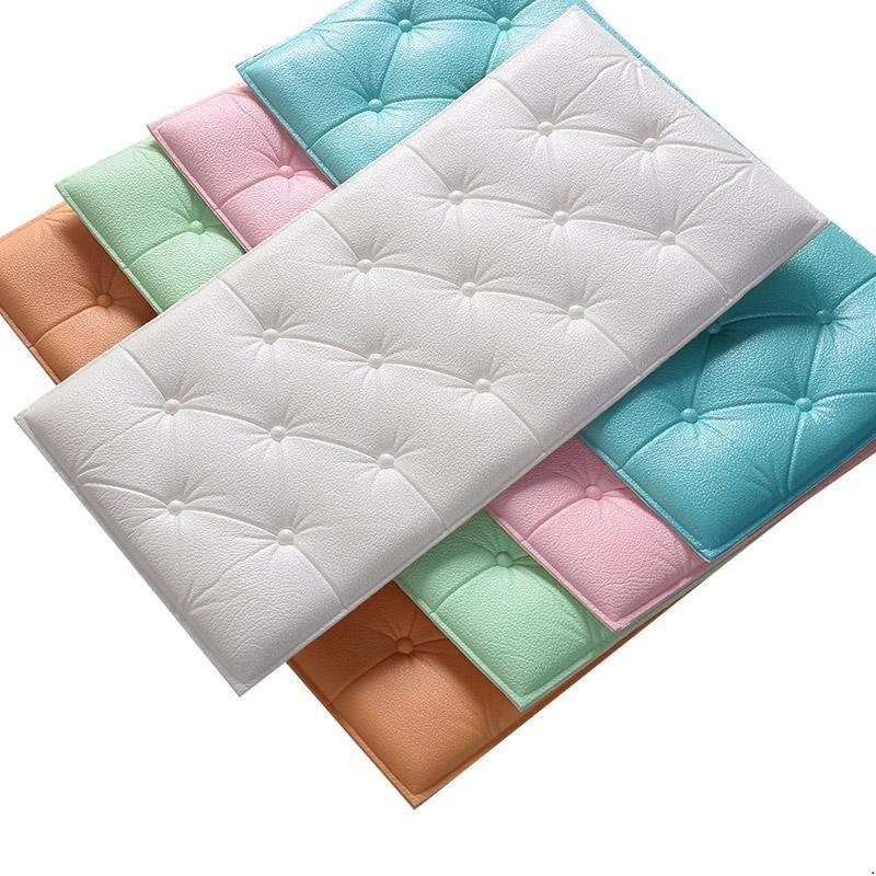 Cabezero Head Board Children Cabezal Polipiel Child 3d Wall Sticker Tete Lit Cabeceira Cabecero Cama De Pared Bed Headboard